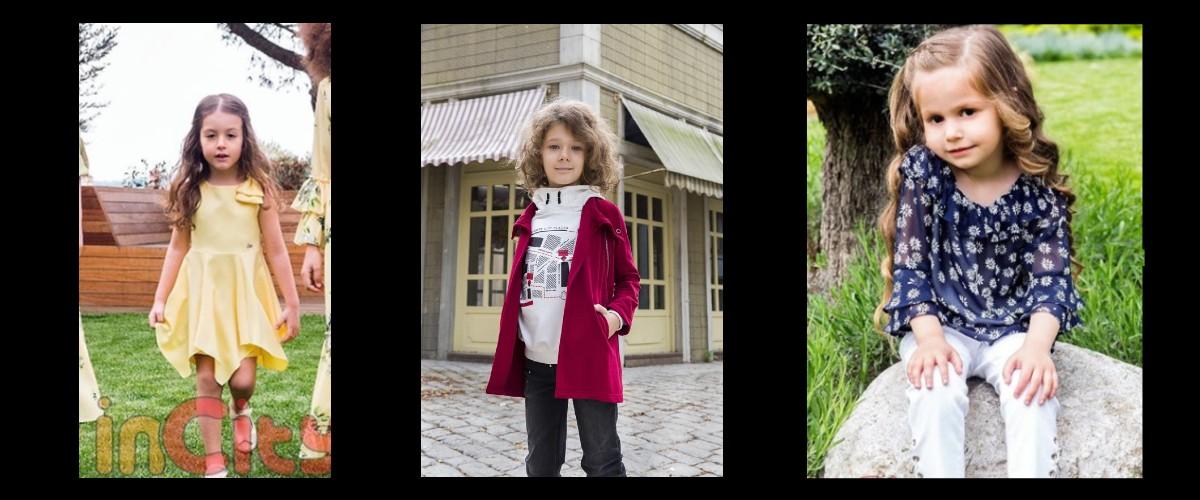 Tatlı miniklerimiz Alya, Çınar ve Eylül Ada, İncity Kids Katalog çekiminde yer aldı.