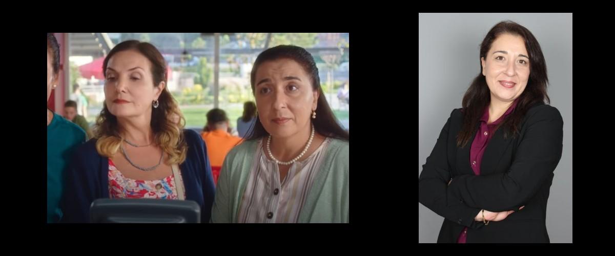 Deneyimli oyuncumuz Nuray Hanım, KFC Reklamında rol almaktadır.