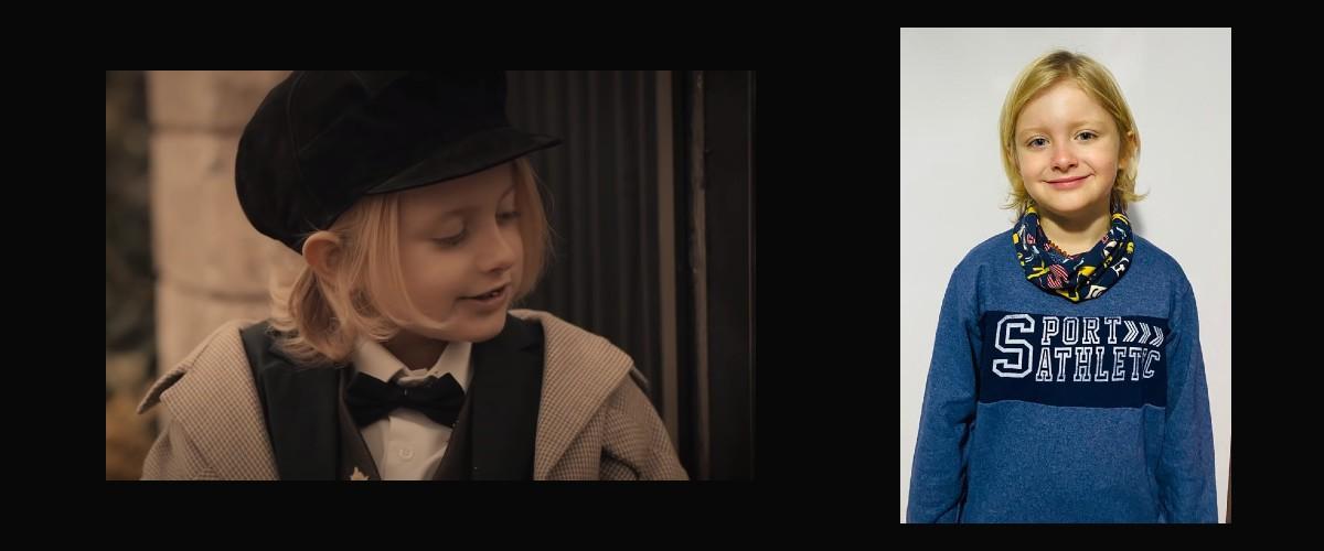 Uzaktan (online) kayıtlarımızdan çocuk oyuncumuz Çınar Ege, Payitaht Dizisinde rol aldı.