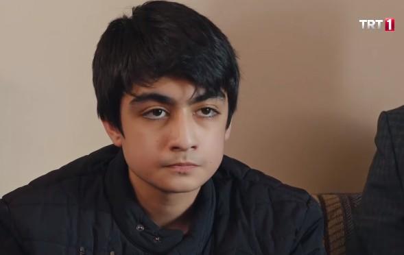 Genç yeteneklerimizden Orhun Kaaan, Tövbeler Olsun dizisi 22.bölümünde rol aldı.