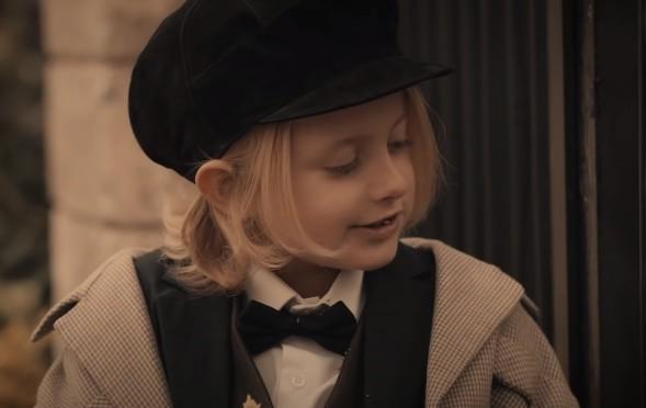 Uzaktan (online) kayıtlarımızdan, çocuk oyuncumuz Çınar Ege, Payitaht Dizisinde rol almaktadır.