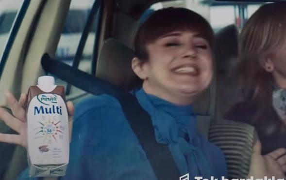 Deneyimli oyuncumuz Cihan Hanım`ın rol aldığı Pınar Süt Reklamı yayında.