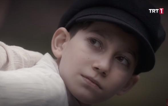 Çocuk oyuncumuz Muhammet Musa, Payitaht Dizisi 136.bölümünde rol aldı.