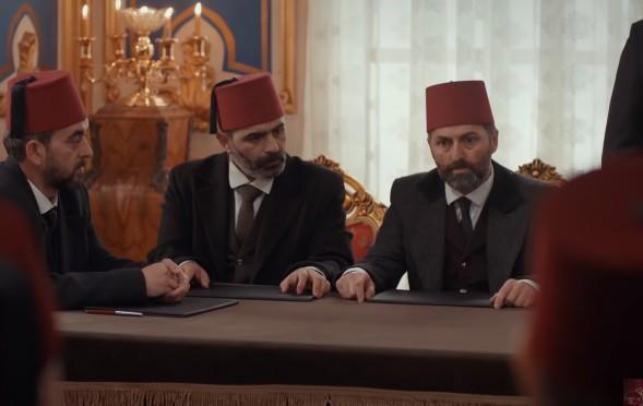Oyuncumuz Fatih Bey, Payitaht Dizisi 137. ve 138. bölümlerde rol aldı.