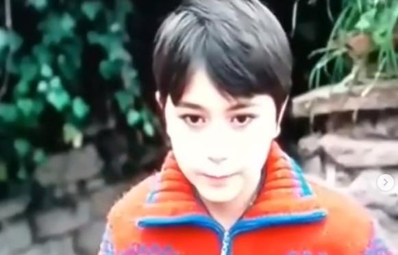 Çocuk oyuncumuz Ömer Faruk, Alev Alev dizisinde rol aldı.