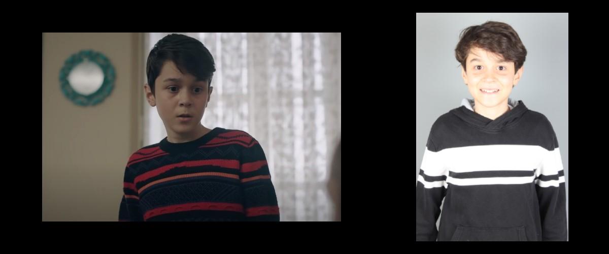 Genç yeteneklerimizden Volkan, Kırmızı Oda Dizisinde rol almaktadır.