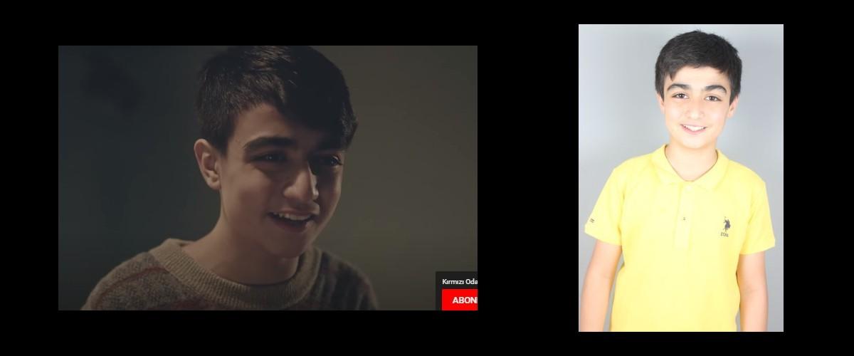 Genç oyuncumuz Orhun Kaan, Kırmızı Oda dizisinde Sadi`nin hikayesinde rol almaktadır.