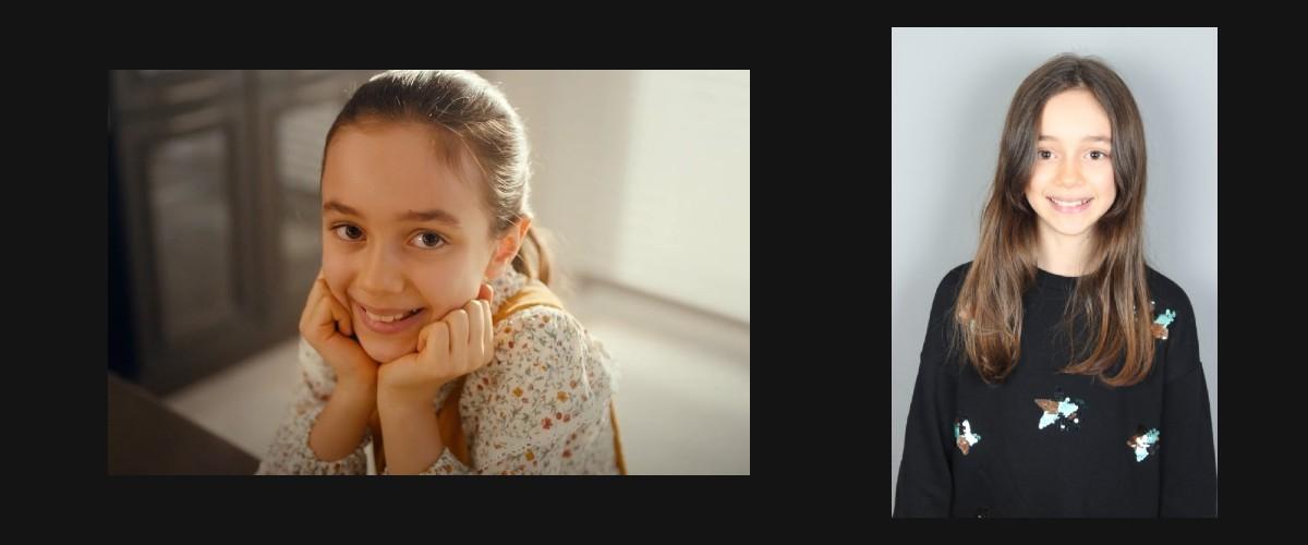 Çocuk oyuncumuz Ada Cansu, Deniz İstanbul Evleri Reklamında rol aldı.