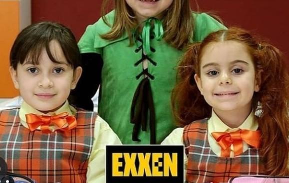 Çocuk oyuncumuz İdil Su, Exxen`de yayınlanan ``Sihirli Annem Dizisinde`` rol almaktadır.