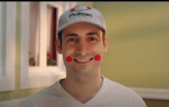 Genç oyuncumuz Deniz`in Yalıtımda Çözüm Arıyorsan; Polisan! reklamı yayında.