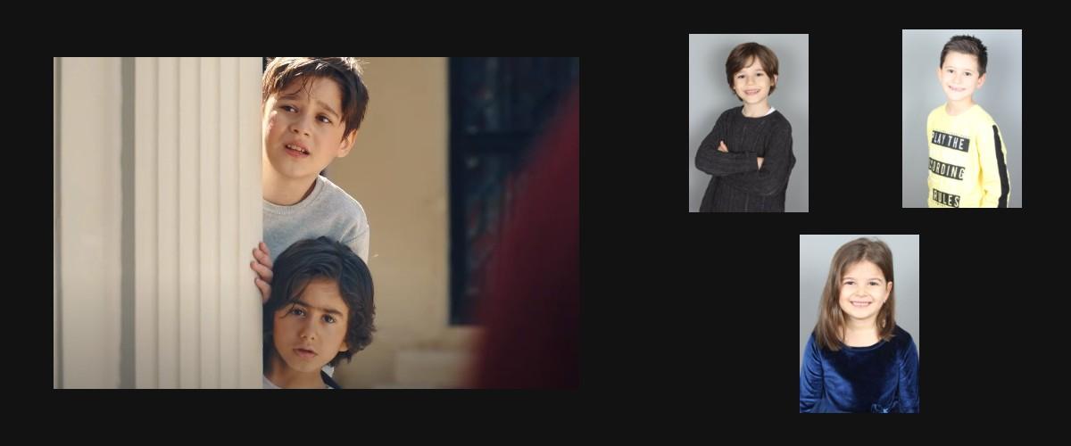 Yetenekli miniklerimiz , Ahmet Mete, Berat Berke ve Meryem Mina`nin yer aldığı, Bankkart Ramazan Kampanyası reklamı yayında.
