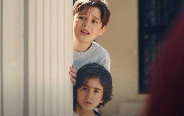 Yetenekli miniklerimiz , Ahmet Mete, Berat Berke ve MEryemi Mina`nin yer aldığı, Bankkart Ramazan Kampanyası reklamı yayında.