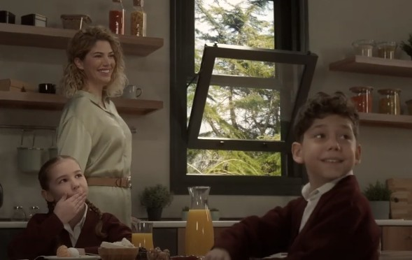 Çocuk oyuncularımız Eren Recep ve Ekin İklim`in, Fıratpen İstanbullu Reklamı yayında.