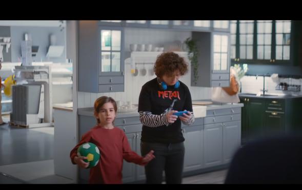 Çocuk oyuncumuz Yusuf Kerem yer aldığı İkea Reklamı yayında.