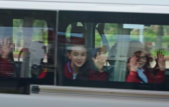 Çocuk oyuncumuz Ada Cansu`nun, TOTAL İstasyonları | İki Elin Enerjisi Güzel -Reklamı yayında.