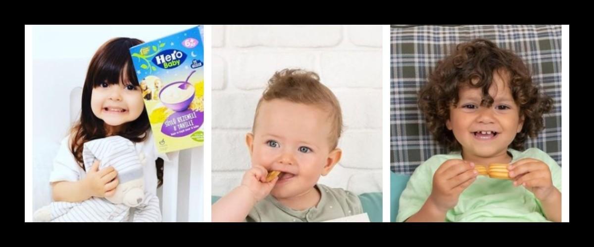 3 tatlı bebeğimiz Eylül Öztürk,  Derin Mavi Çetiner ve Oğuz Kaan Soylu, Hero Baby Reklamında yer aldılar.